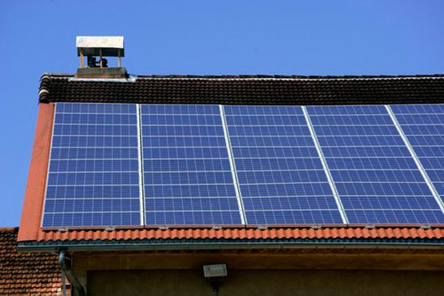 Solaranlagen im Winter