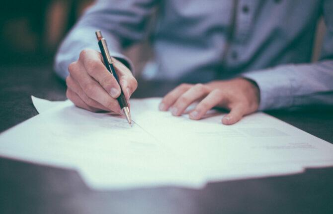 Bewerbungsschreiben Muster & Vorlagen als kostenloser Download