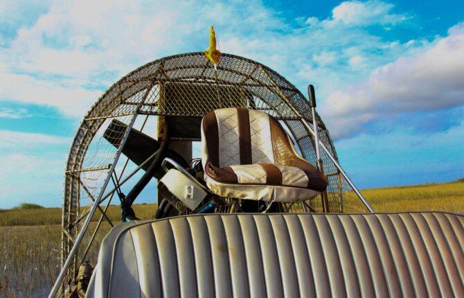 Everglades - Airboat Tour
