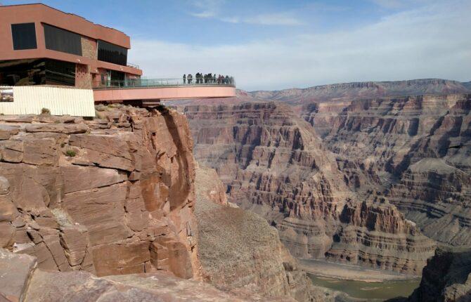 Grand Canyon - Skywalk