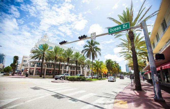 Miami - Ocean Drive