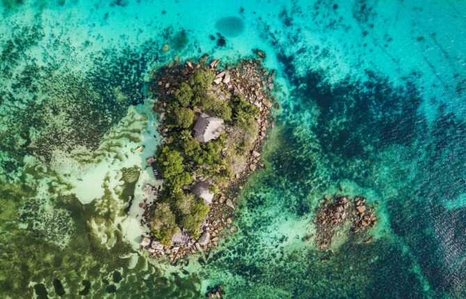 Seychellen - Praslin Island