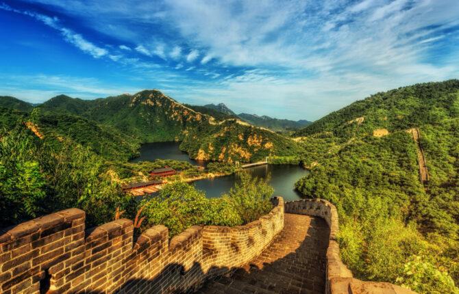 Chinesische Mauer - Steckbrief
