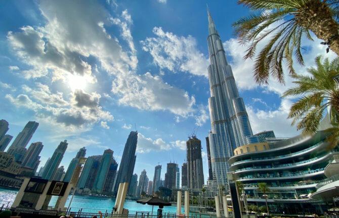 Burj Khalifa Steckbrief