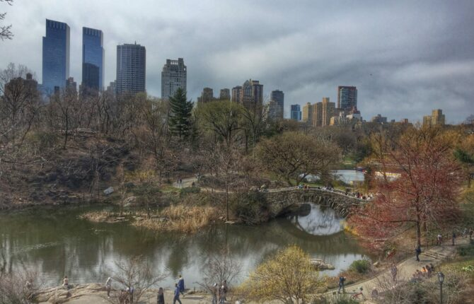 Central Park New York Steckbrief