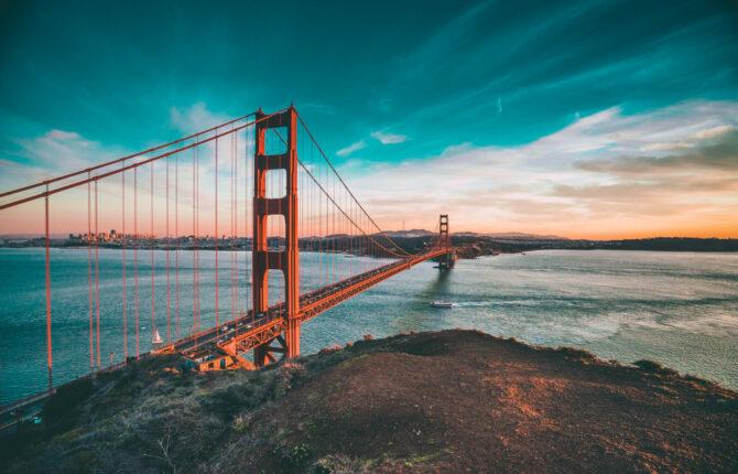 Golden Gate Bridge Steckbrief