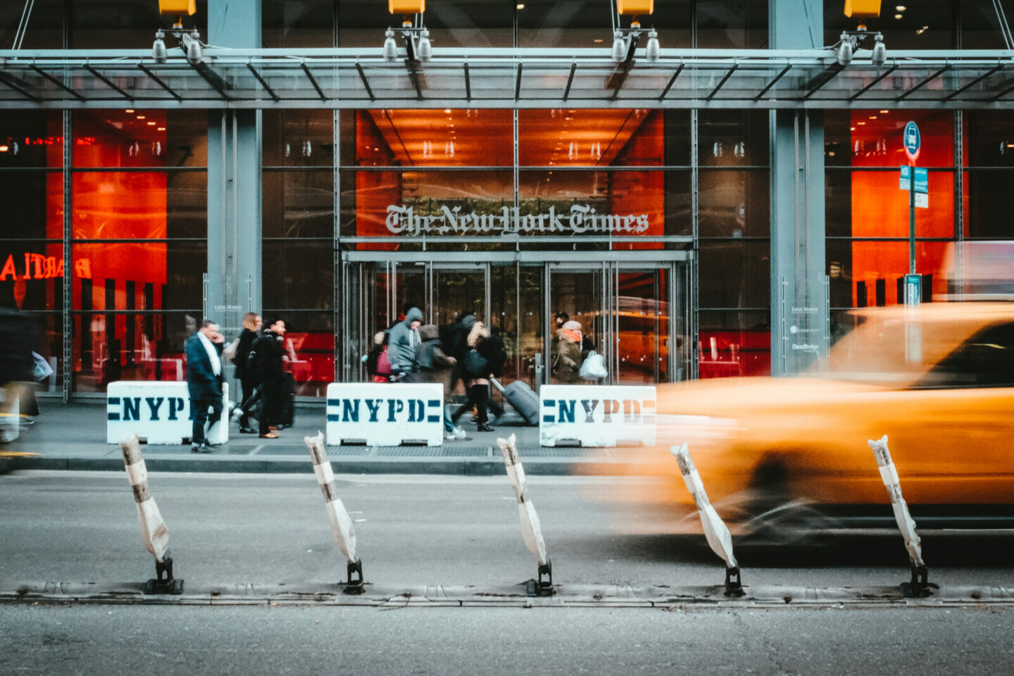 New York Times Building Steckbrief