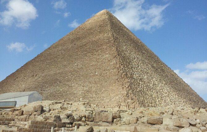 Abu Rawash Pyramiden Steckbrief