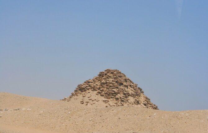 Abusir Pyramiden Steckbrief