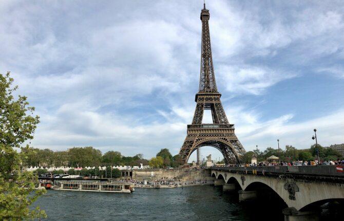 Eiffelturm Steckbrief