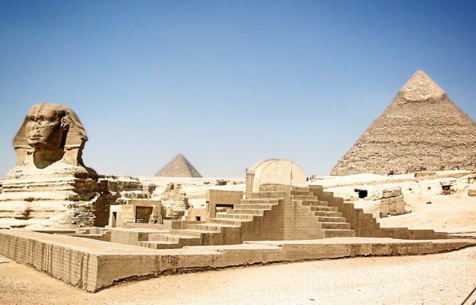 Gizeh Pyramiden Steckbrief