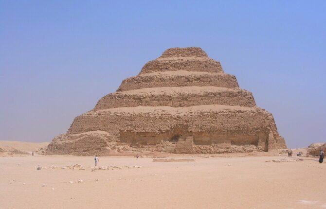 Sakkara Pyramiden Steckbrief