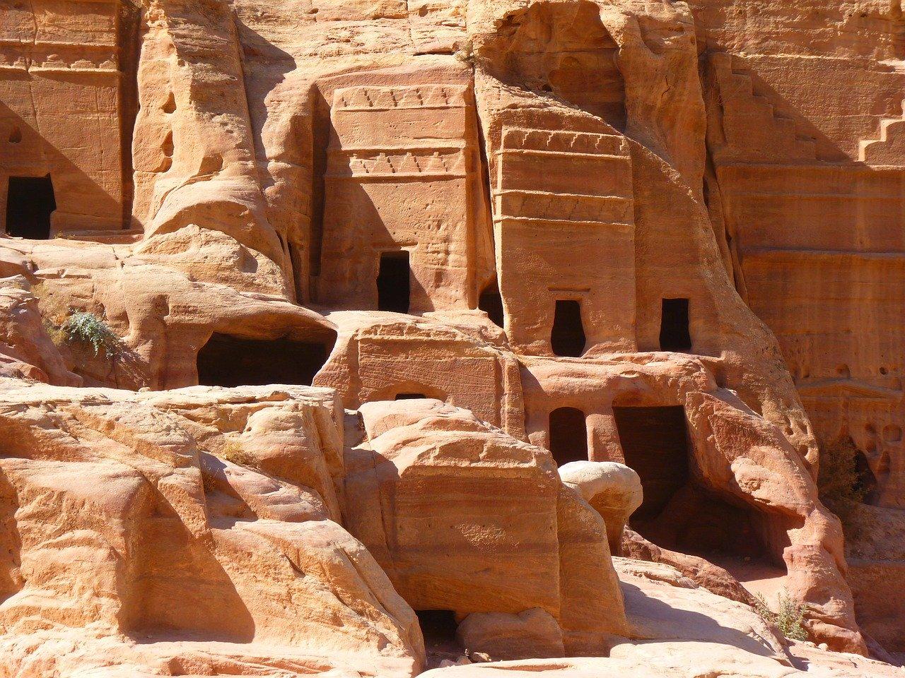Petra (Jordanien) Steckbrief