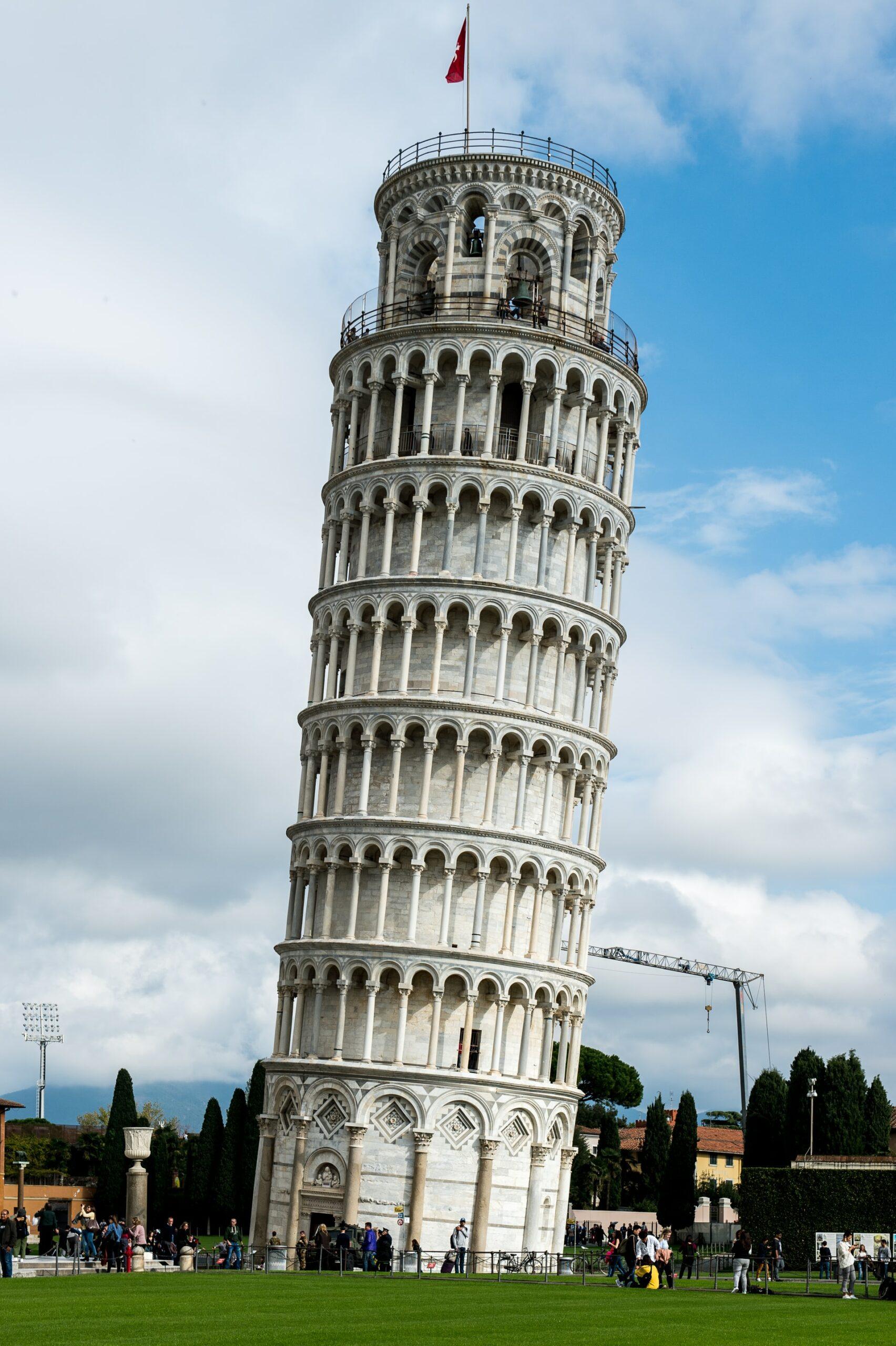 Der Schiefe Turm von Pisa Steckbrief