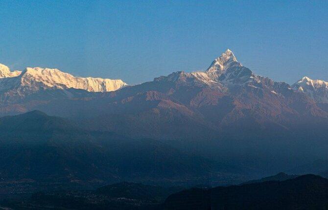 Annapurna Himal Massiv Steckbrief