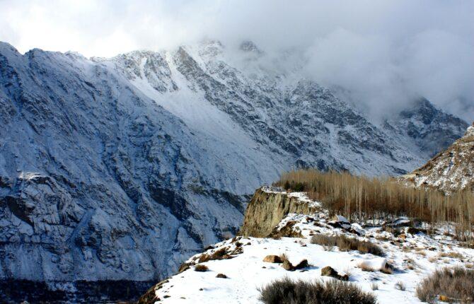 K2 Berg Steckbrief