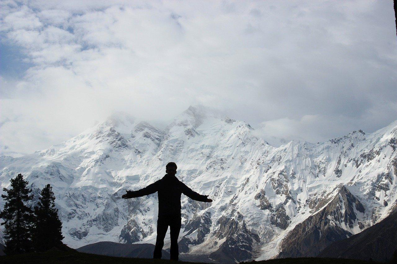 Nanga Parbat Berg Steckbrief