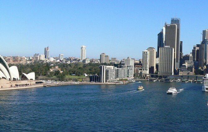 Sydney Steckbrief