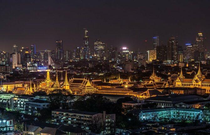 Bangkok - Thailand Steckbrief & Bilder