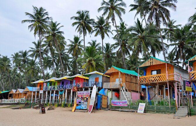 Palolem - Goa Steckbrief & Bilder