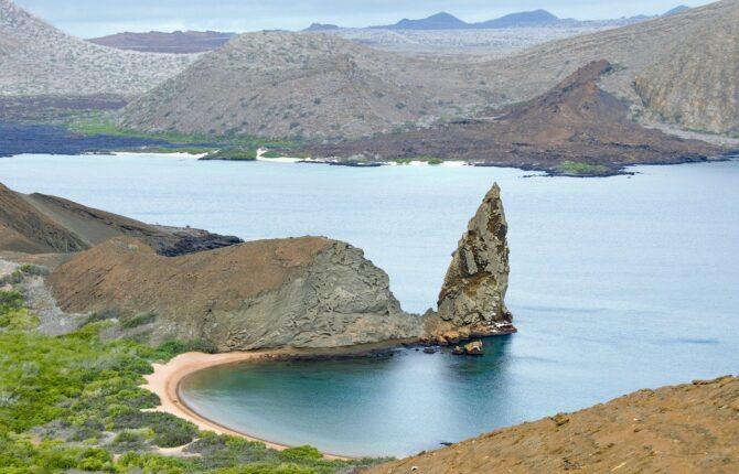 Santiago - Galápagos-Inseln Steckbrief & Bilder