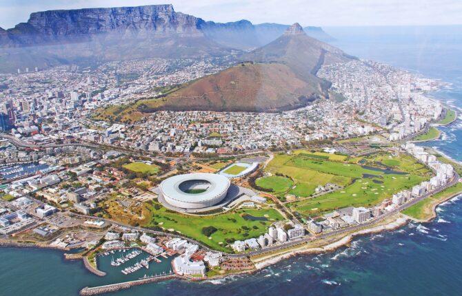 Tafelberg - Südafrika Steckbrief & Bilder