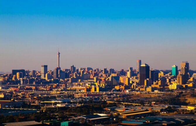 Johannesburg - Südafrika Steckbrief & Bilder