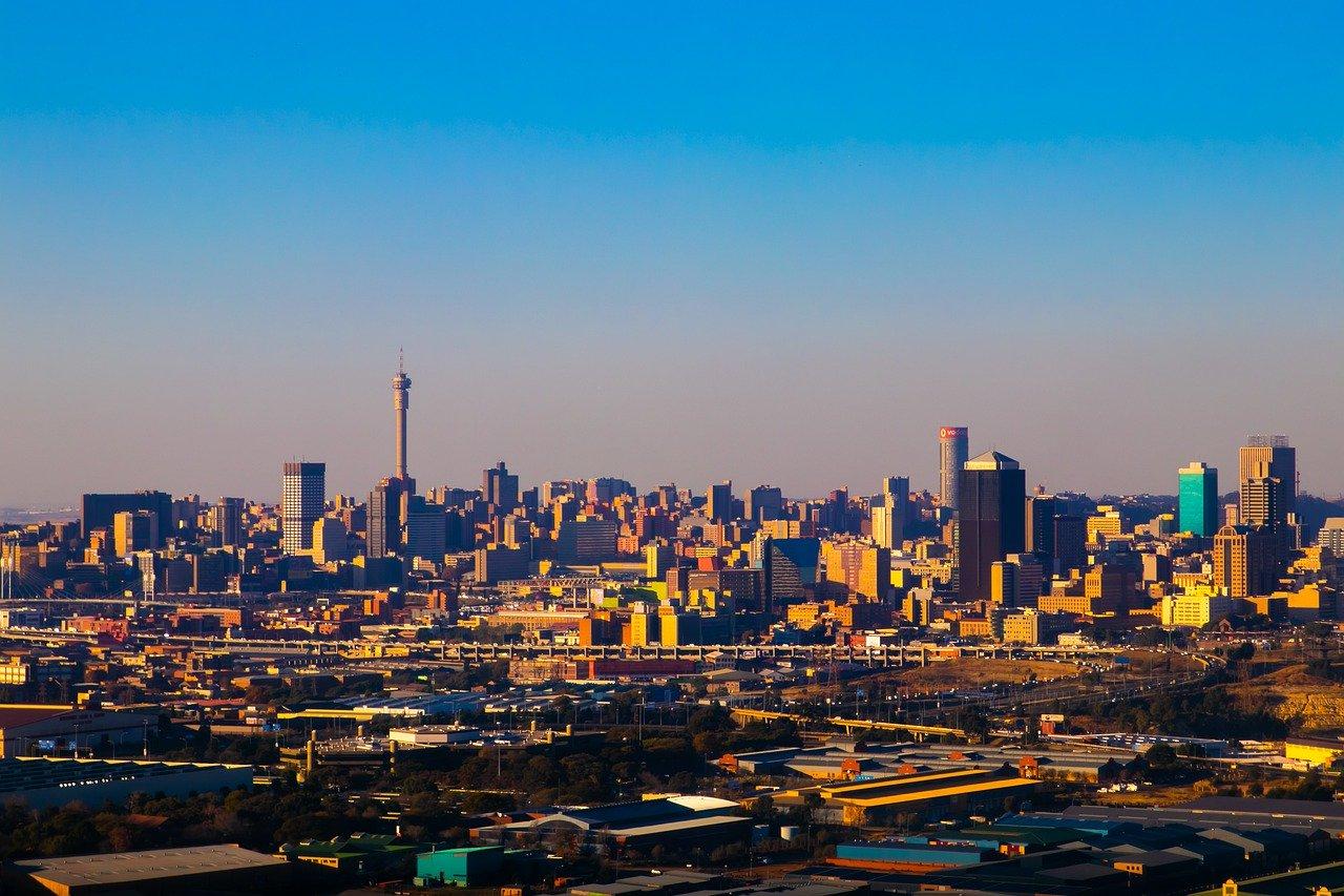 Johannesburg – Südafrika Steckbrief & Bilder