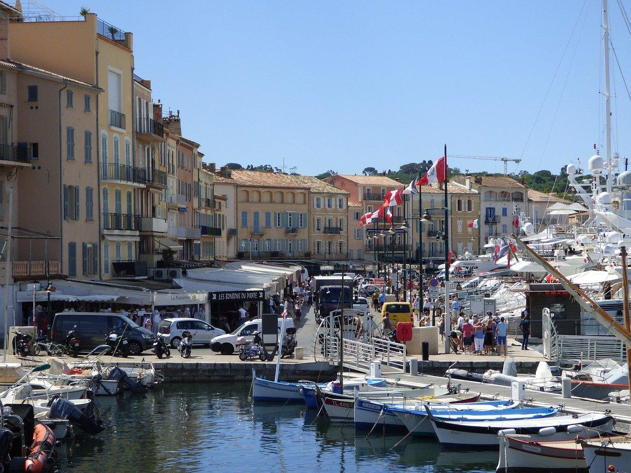 Saint-Tropez – Frankreich Steckbrief & Bilder