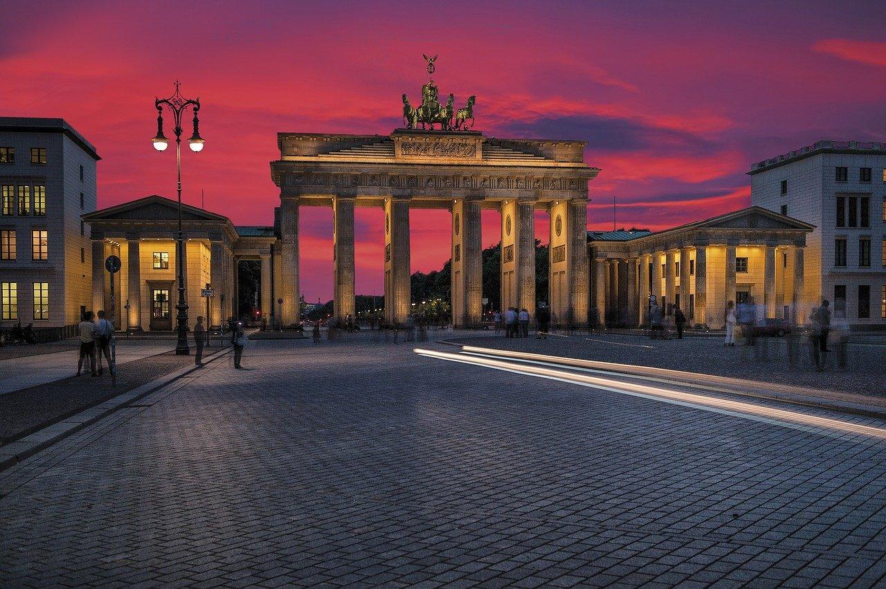 Brandenburger Tor Steckbrief Bilder