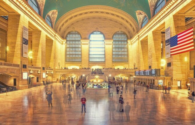 Grand Central Terminal in New York Steckbrief & Bilder