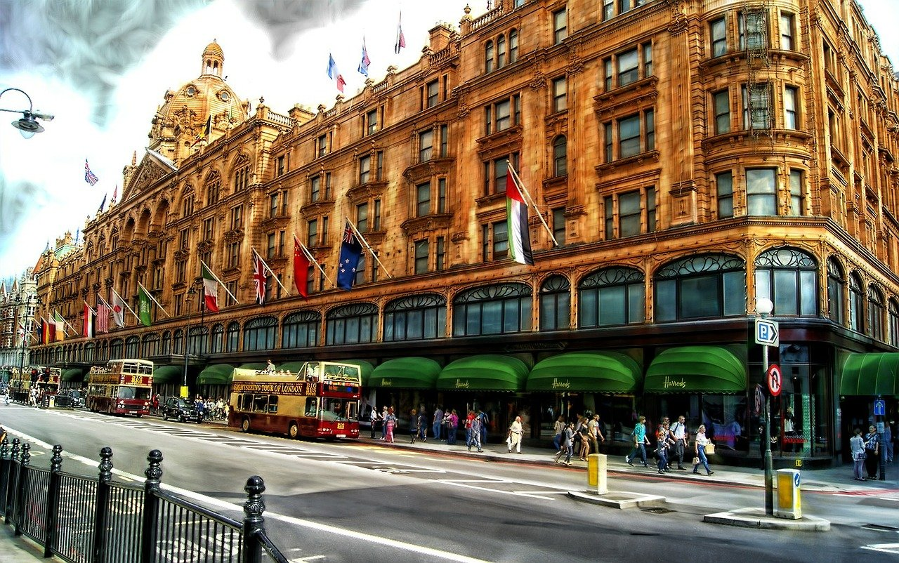 Harrods – London Steckbrief