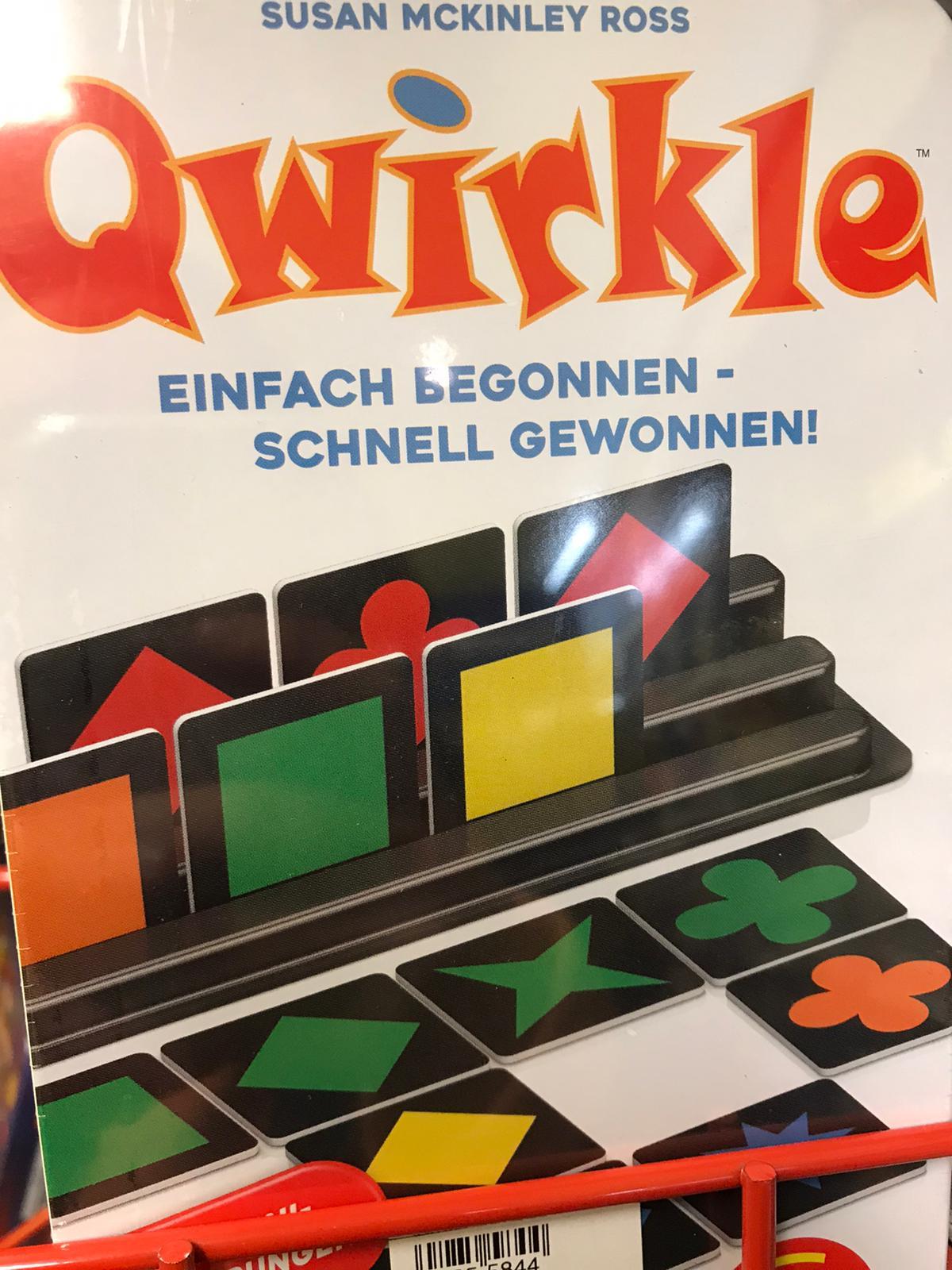 Qwirkle Spiel – Anleitung, Spielzubehör, Auswertung