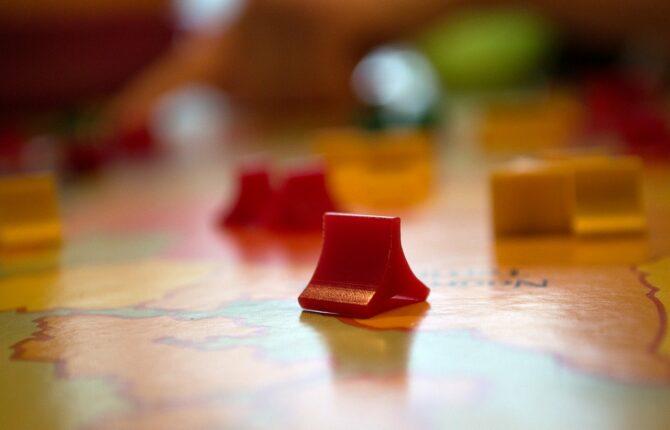 Risiko - Das Spiel - Steckbrief & Spielregeln