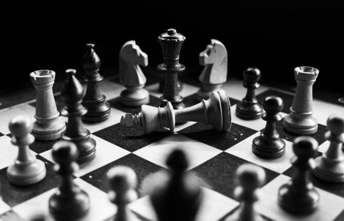Schach Spiel - Regeln, Aufbau, Eröffnung