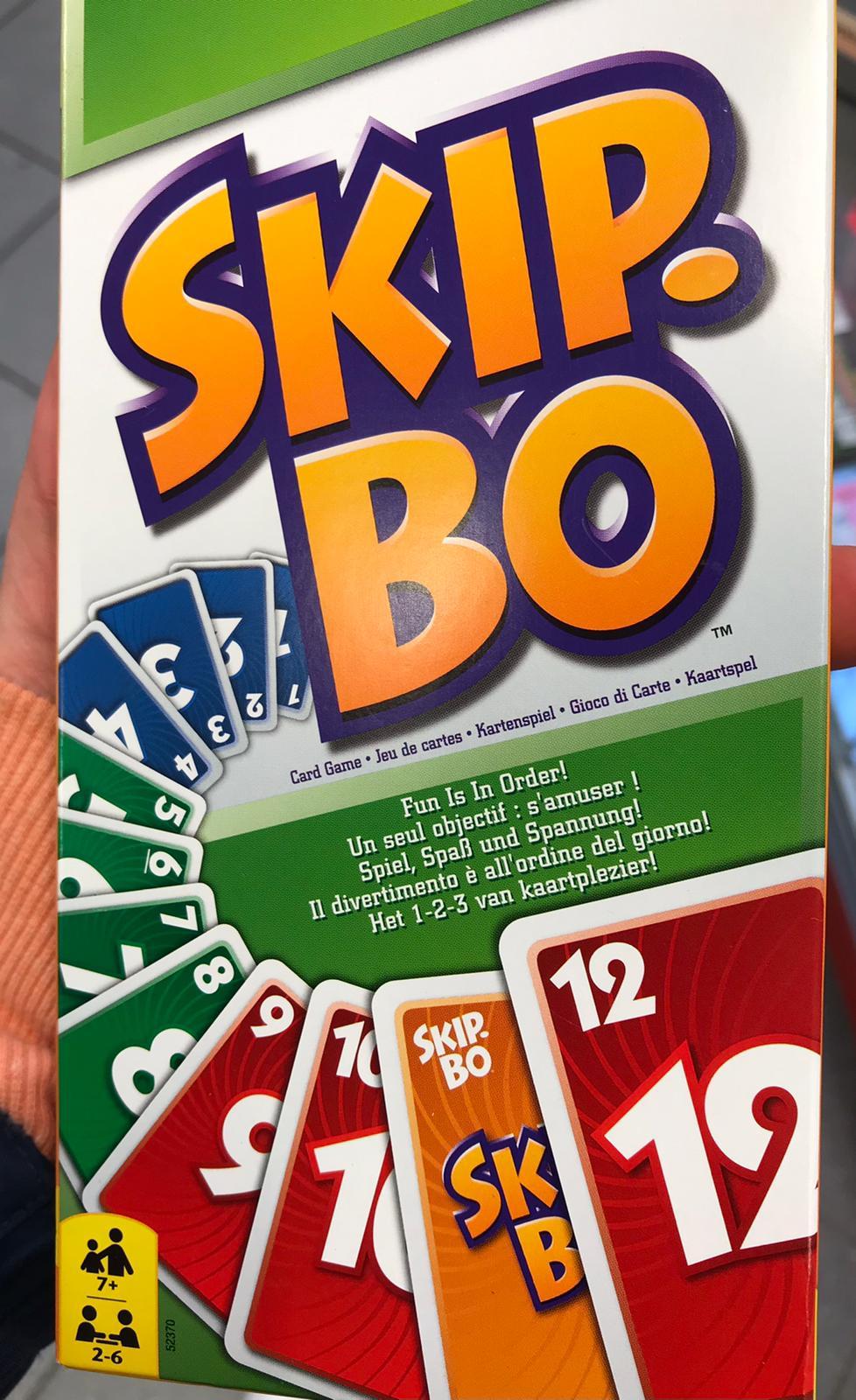 Skip-Bo Spiel – Spielregeln & Spielverlauf