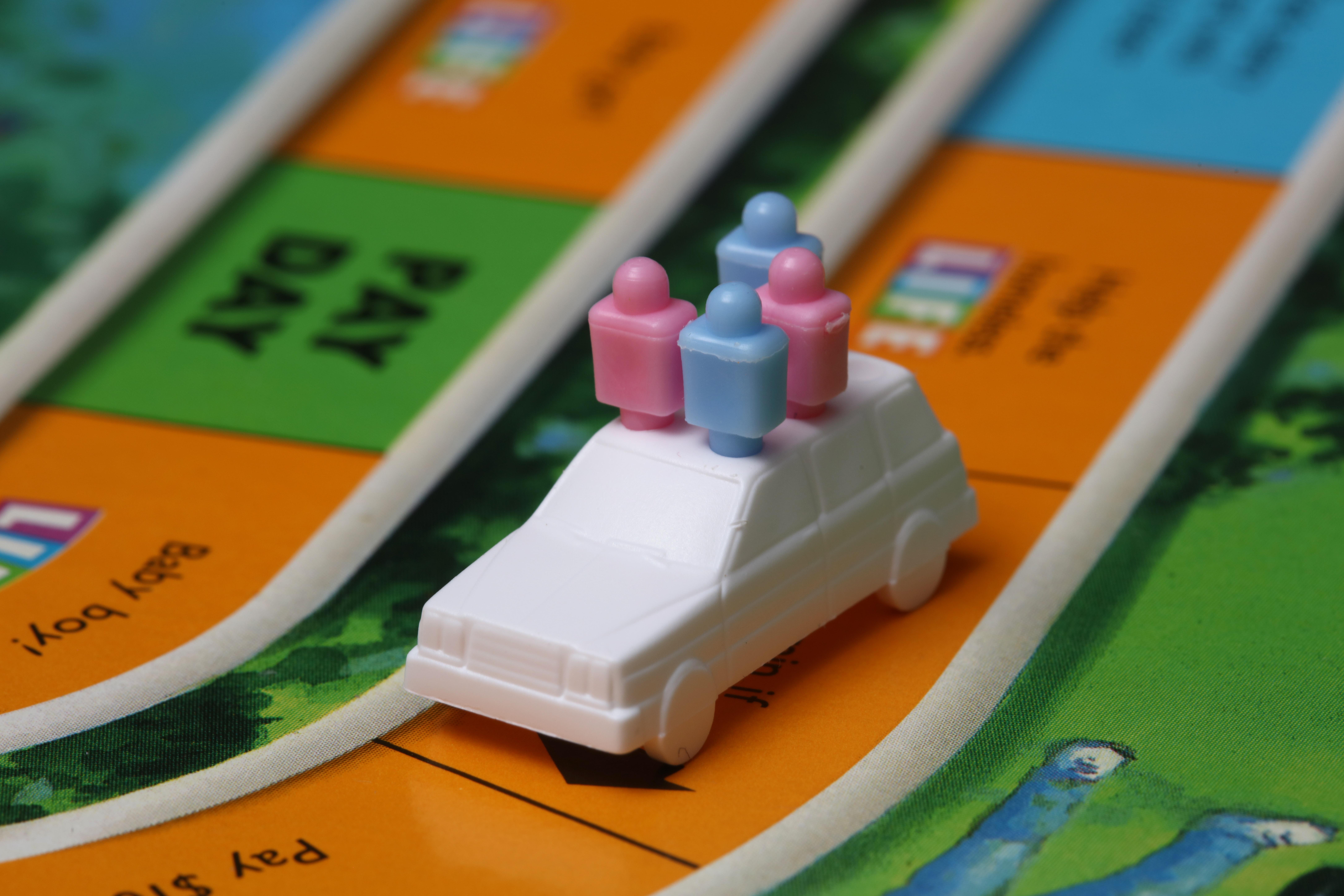 Spiel des Lebens Steckbrief & Spielregeln