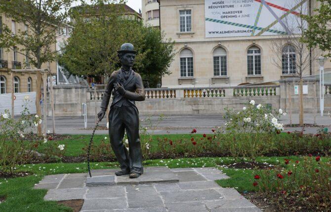 Charlie Chaplin Steckbrief