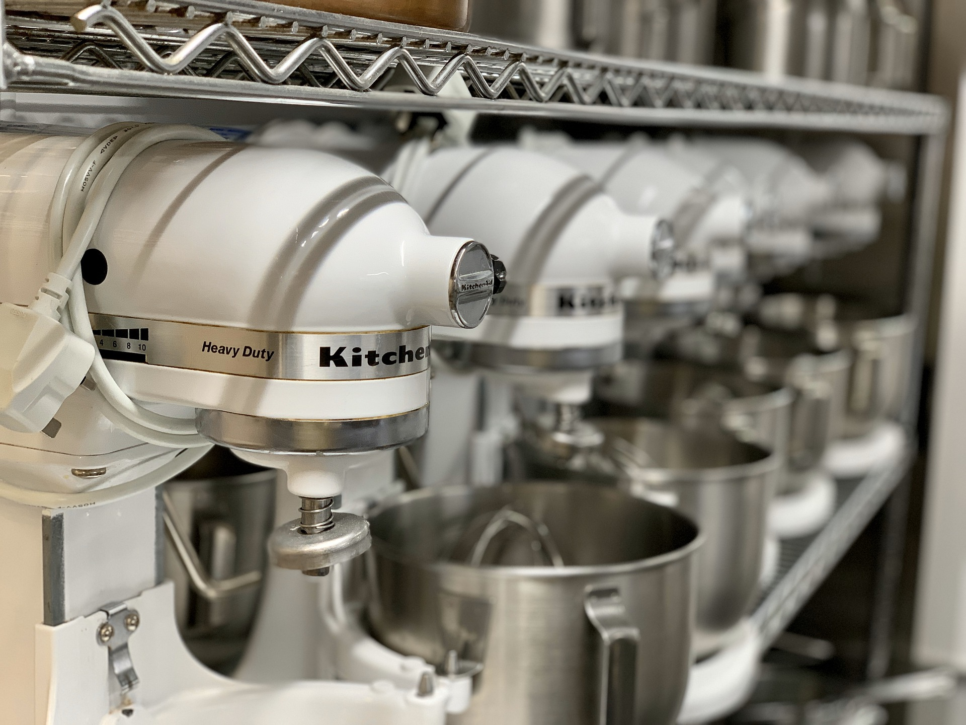 KitchenAid Steckbrief & Geschichte