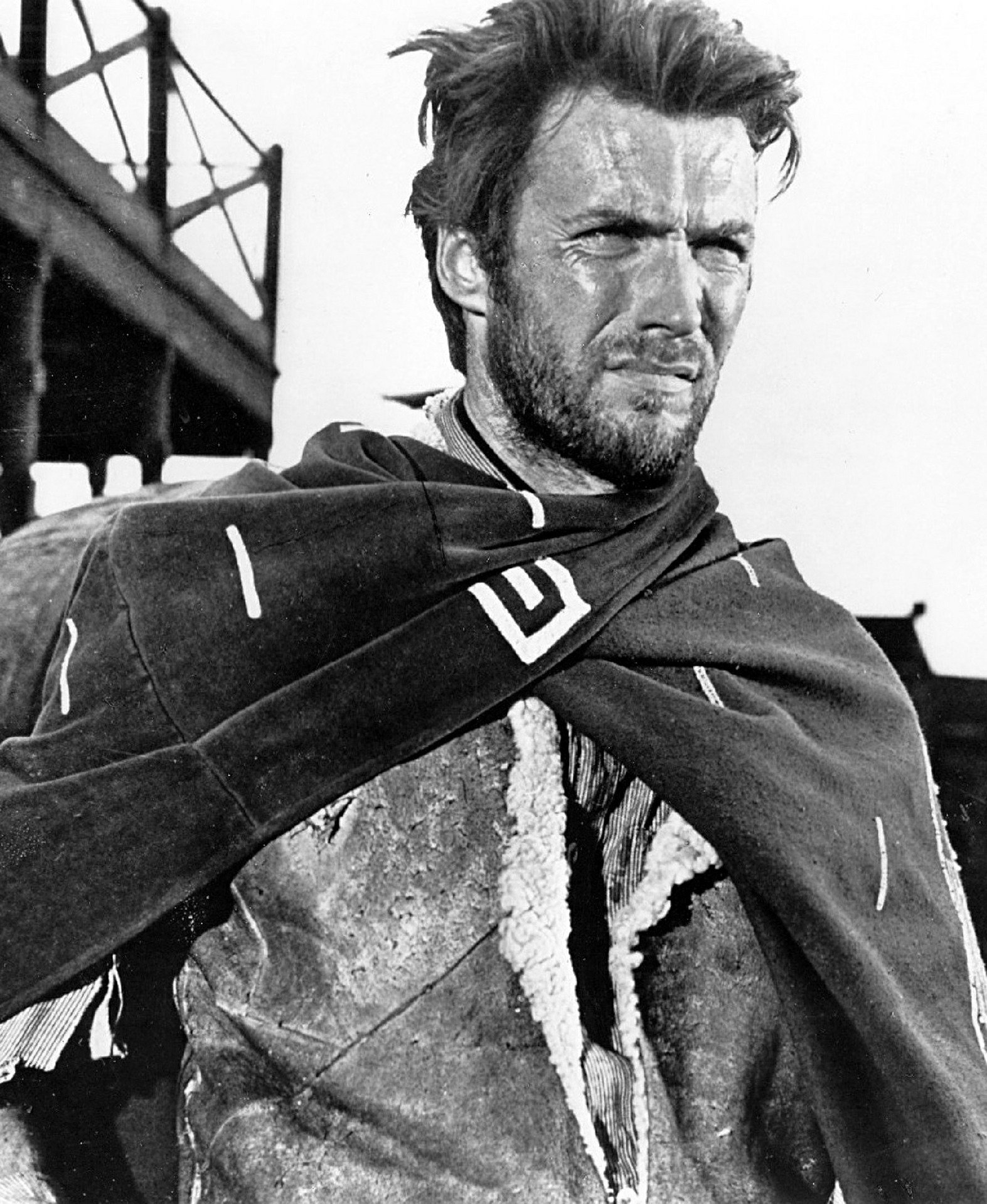 Clint Eastwood Steckbrief