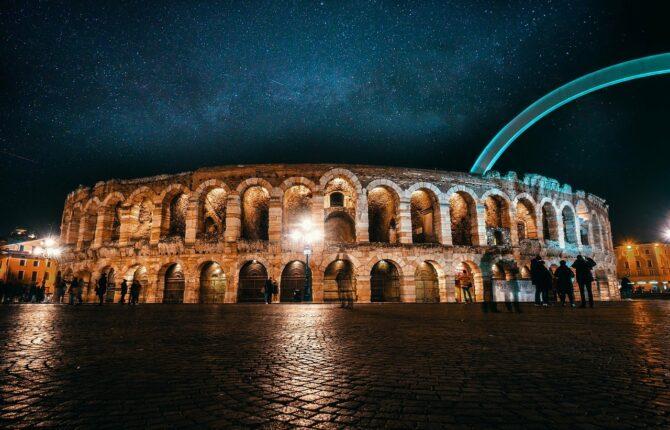Arena von Verona Steckbrief - Theater, Oper, Festival