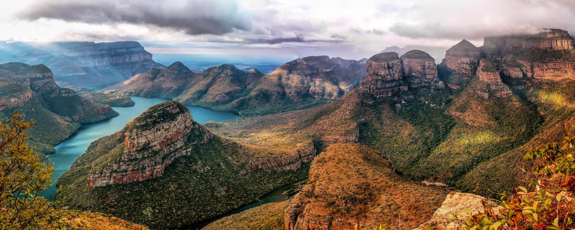Blyde River Canyon – Name, Flora & Fauna, Kadishi-Wasserfall