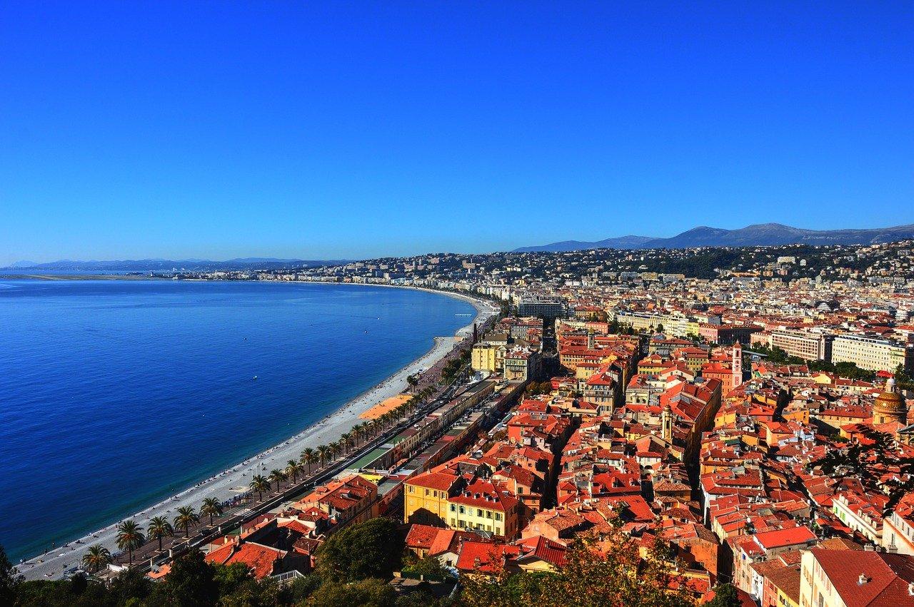 Côte d'Azur – Lage & Städte, Herkunft des Names