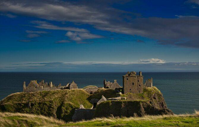 Dunnottar Castle - Geschichte