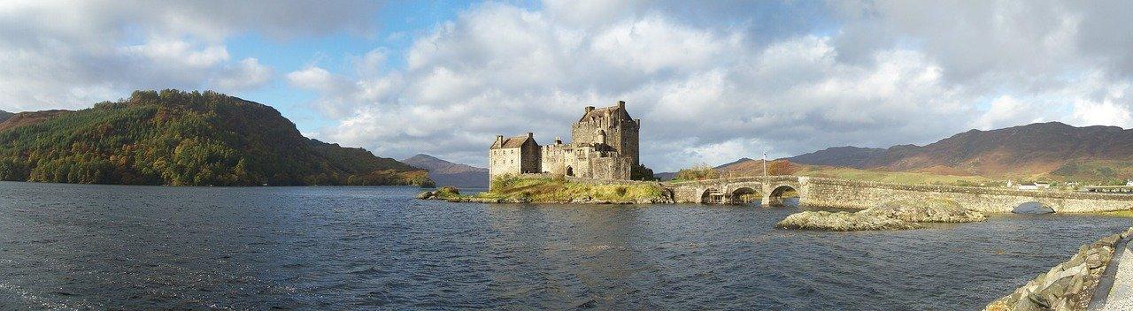 Eilean Donan Insel – Geschichte, Schloss