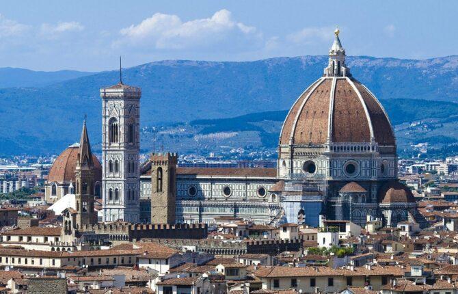Kathedrale von Florenz Steckbrief -Geschichte