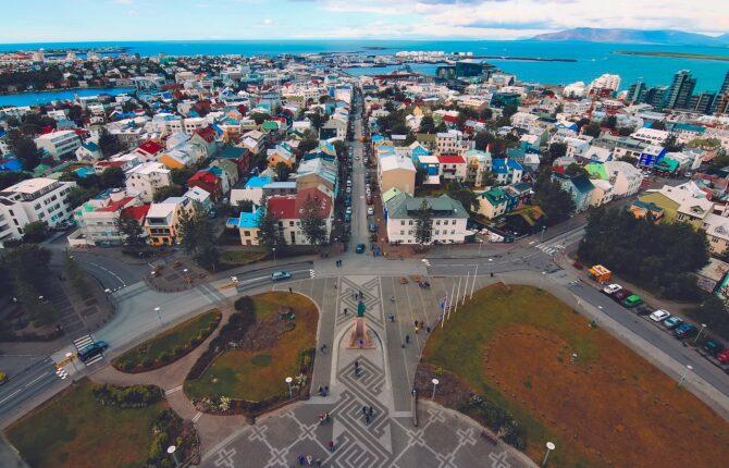 Reykjavík Steckbrief - Geschichte