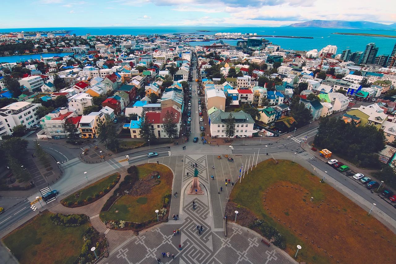 Reykjavík Steckbrief – Geschichte