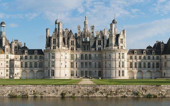 Schlösser der Loire  Steckbrief - Geschichte