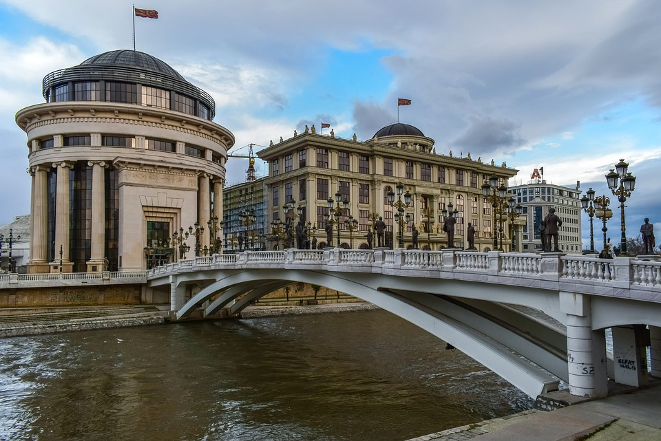 Skopje Steckbrief – Geographie